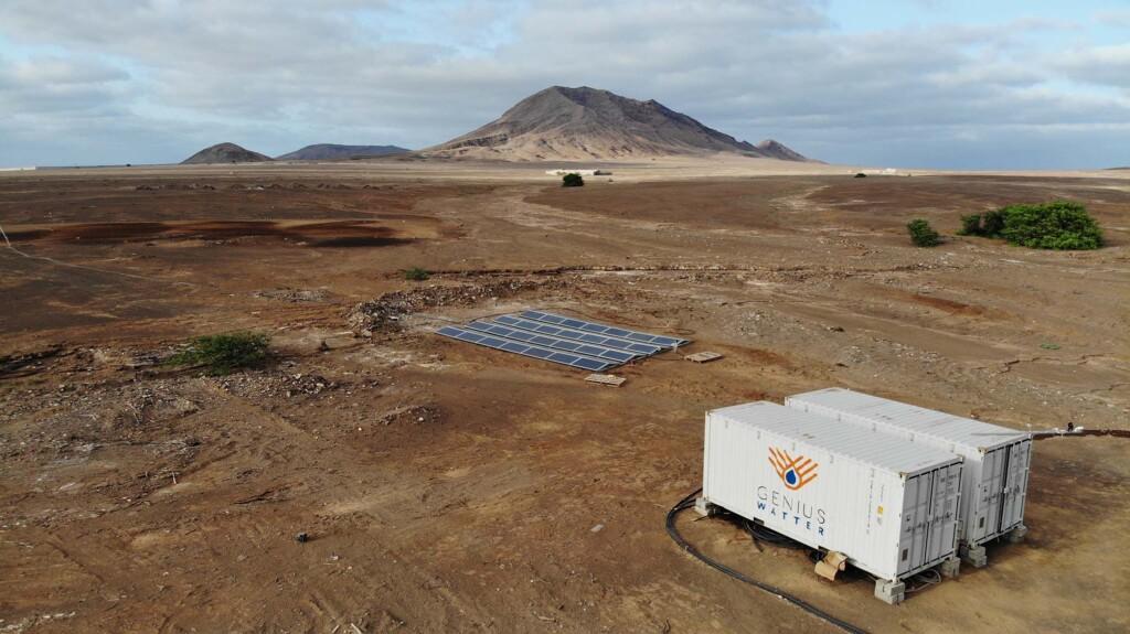 Sal, August 2018 Cape Verde - (Pilot Project)