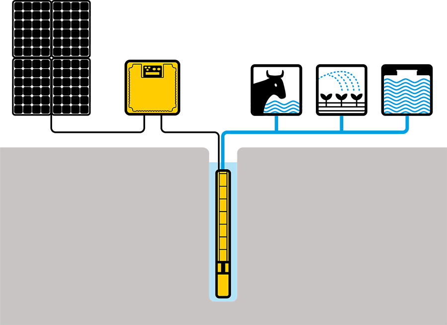 pumping grafico