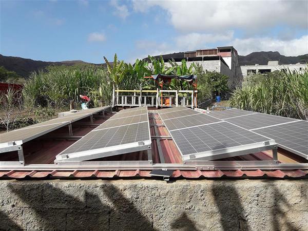 casa Piccoli solar panel