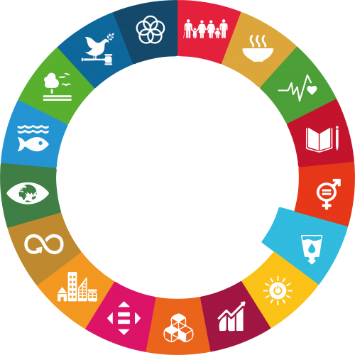 SDG6 tachometer 2020